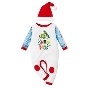 NWT Care Bears holiday outfit & hat